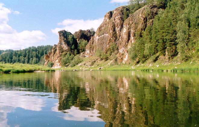 Река Белая (маршрут 8)