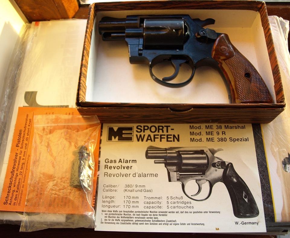 МЕ 38 Marshal