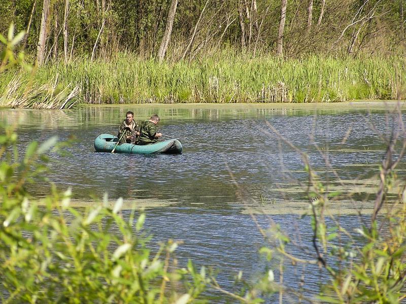 отдых в башкирии на озере с рыбалкой
