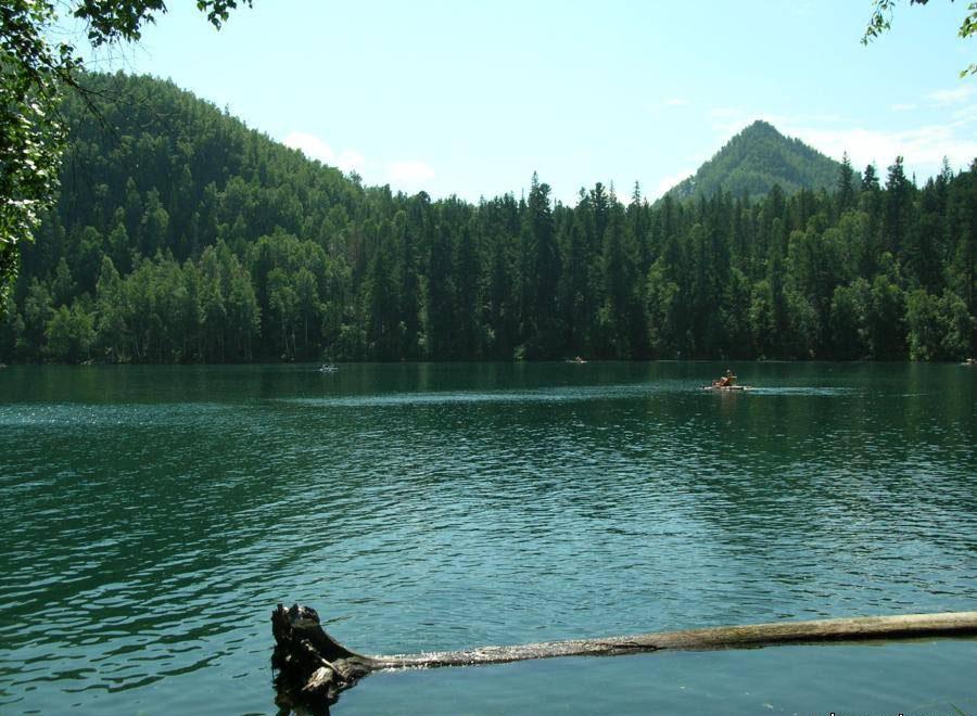 озера уфы для рыбалки и отдыха