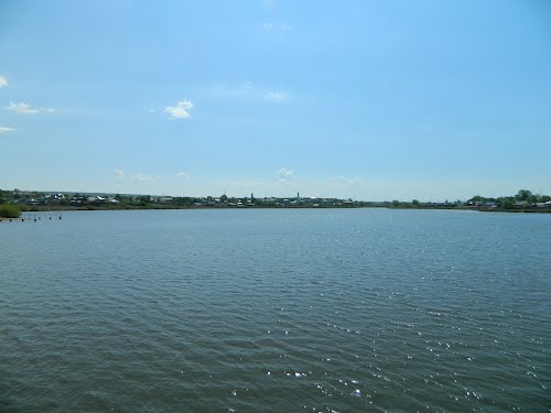 кармасан река рыбалка